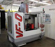 HAAS VF-0 VERTICAL MACHINING CE