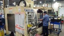 DARBERT VTEC-4 VERTICAL MACHINI