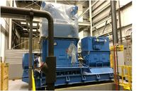 WEG 4000 HP MOTOR, 30 MW AC SYN