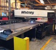 WHITNEY 3400 RTC CNC TURRET PUN