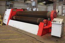 DAVI PROMAU MCB 4058 CNC 4-ROLL