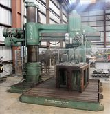 "CARLTON 8' X 19"" RADIAL ARM DRI"