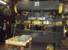 VERSON 50 TON PRESS BRAKE