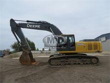 Used 2007 DEERE 350D