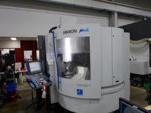 2005 MIKRON HSM-600U