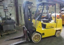 Used 8 000 LBS. HYST