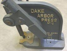 3 Ton, DAKE No.1-1/2,Ratchet St