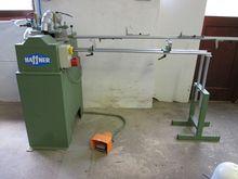 Haffner glass beading saw