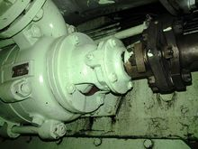 Used Dickow pump in