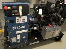 2007 SDMO power units