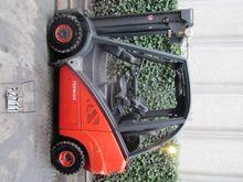 2010 Einwick forklift trucks