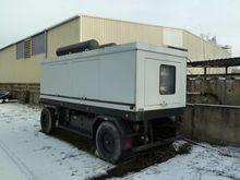 1981 Mercedes power unit