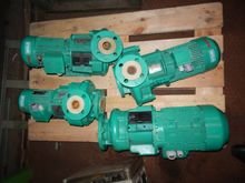 Wilo water pumps
