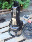 HOMA submersible pump FED / Raw