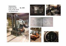 1989 Linde Forklift