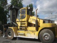 2005 SMV forklift trucks
