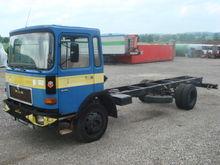 Wackenhut chassis