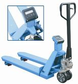 2010 Pallet truck with digital