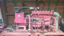 2011 MAN power generator