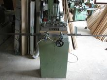 WEGOMA lock box milling machine