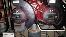 Used Grundfos pumps
