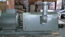 See type plates Vacuum pumps