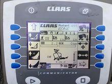2011 Claas 455 UNIWRAP