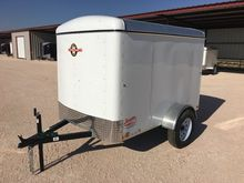 2017 Carry-On Trailer 5x8CGR