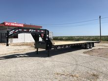 "2018 PJ Trailers LY 102""x36' Lo"
