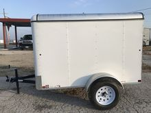 2017 Carry On 5'x8' enclosed, w