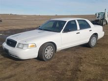 2006 Ford Crown Victoria Police