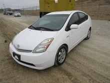 2008 Toyota Prius Hybrid Car