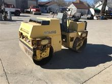 1995 Bomag BW-120-AD-2 Roller/P