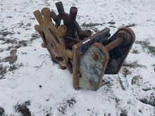 Barone Backhoe/Excavator Compac