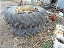 John Deere Duals 18.4 38 Tires