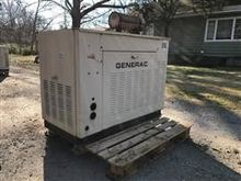 Used Generac 25 KW G