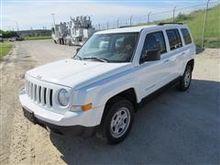 2012 Jeep Patriot 4X4 SUV