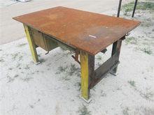 Steel Welding Table/Work Bench