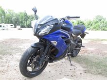2013 Kawasaki Ninja 650 Motorcy