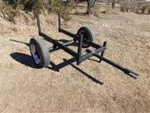 Shop Built Power Unit Cart