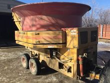 2004 Haybuster H1100 Bale Proce