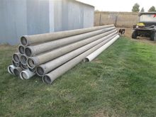 Kroy Main Line Irrigation Pipe