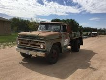 1966 Chevrolet C51 S/A Dump Tru