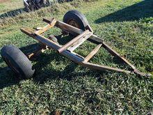 Irrigation Motor Cart