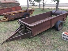 Pull Type Manure Spreader