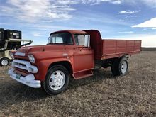 Used 1958 GMC S/A Gr