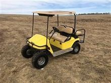 2002 E-Z-Go TXT Golf Cart