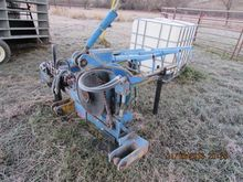 3 Point Hydraulic Bale Spinner