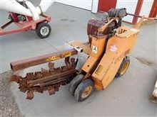 Case TL - 100 Trencher