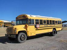 2002 BlueBird CV20 School Bus